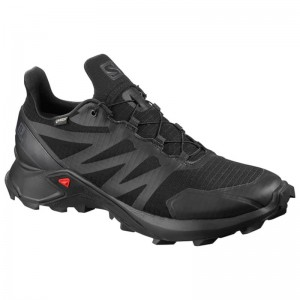 Buty Salomon Supercross GTX Black