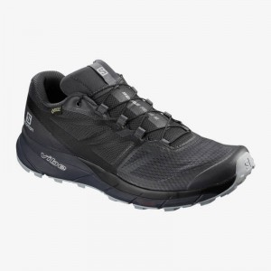 Buty Salomon Sense Ride 2 GTX Invisible Fit Black