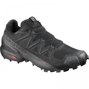 Buty Salomon Speedcross 5 Wide Black