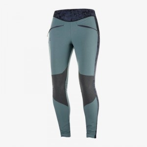 Spodnie Salomon Wayfarer AS Tight W Smoky Grey