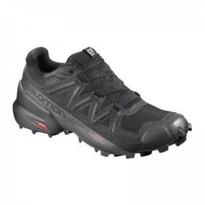 Buty Salomon Speedcross 5 GTX Black/Phantom