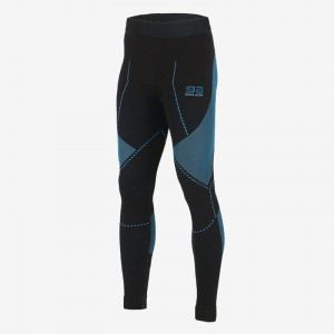 Legginsy Gatta Thermo Plus Matt Light Navy