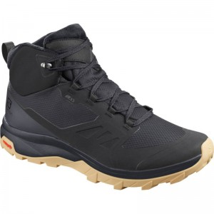 Buty Salomon Outsnap CSWP Black