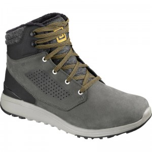 Buty Salomon Utility Winter CSWP Beluga