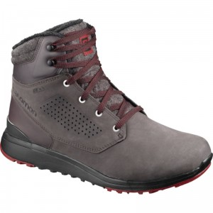 Buty Salomon Utility Winter CSWP Shale