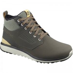 Buty Salomon Utility Freeze CSWP Mineral Grey