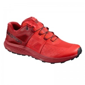 Buty Salomon Ultra Pro High Risk/Red Dhalia