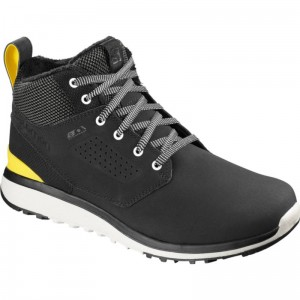 Buty Salomon Utility Freeze CSWP Black