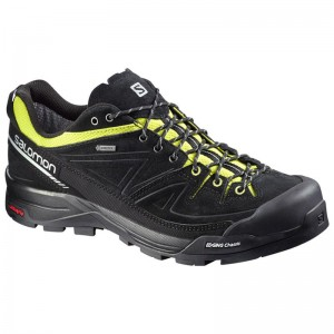 Buty Salomon X ALP LTR GTX Black/Green