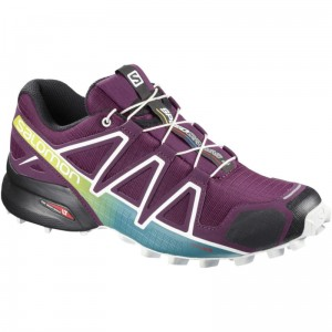 Buty Salomon Speedcross 4 W Dark Purple