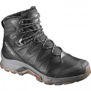 Buty Salomon Quest Winter GTX Black