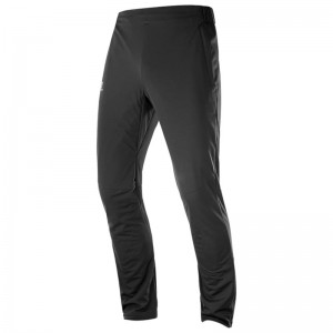 Spodnie Salomon Agile Warm Black