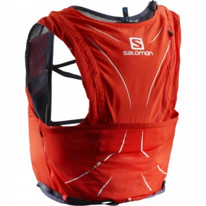 Plecak Salomon ADV Skin 12 Set Fiery Red