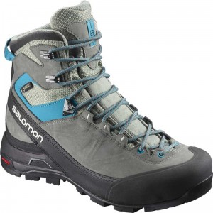 Buty Salomon X Alp MTN GTX W Shadow/Grey