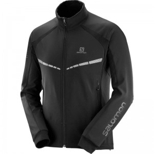 Kurtka Salomon RS Warm Softshell Black