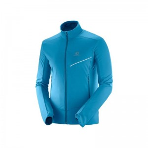Kurtka Salomon RS Softshell Fjord Blue