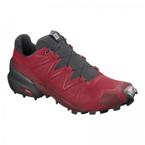 Buty Salomon Speedcross 5 Barbados Cherry