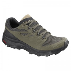 Buty Salomon Outline GTX Burnt Olive