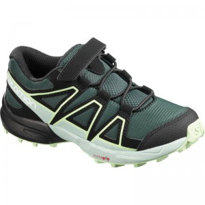 Buty Salomon Speedcross Bungee K Green