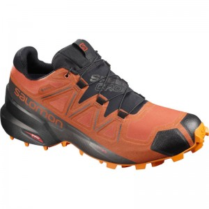 Buty Salomon Speedcross 5 GTX Burnt Bric