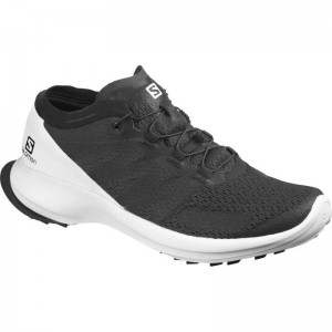 Buty Salomon Sense Flow Black/White