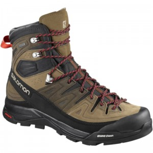 Buty Salomon X Alp High LTR GTX Brown