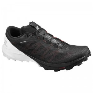Buty Salomon Sense 4 Pro Black/White