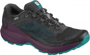 Buty XA Elevate GTX W Black/Purple