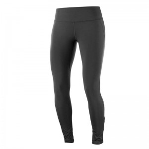 Getry Salomon Agile Warm Tight W Black