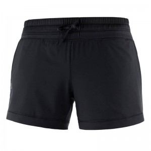 Spodenki Salomon Comet Short W Black