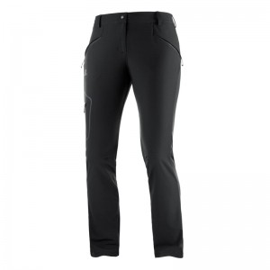 Spodnie Salomon Wayfarer AS Straight Pant Black