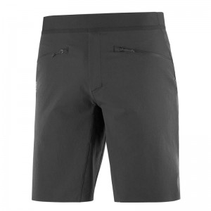 Spodenki Salomon Wayfarer Pull On Short Black