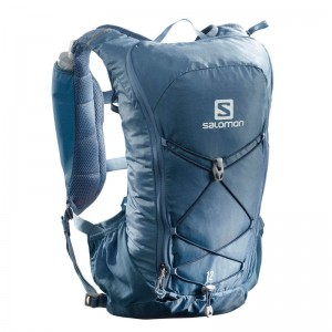 Plecak Salomon Agile 12 Set Copen Blue/Dark Denim