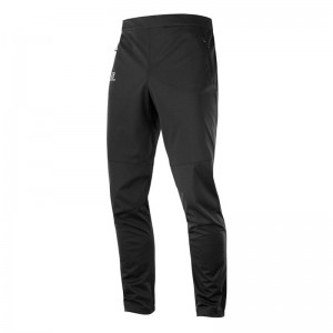 Spodnie Salomon RS Softshell Black