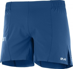 Spodenki Salomon S-Lab Short 6 M Poseidon