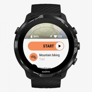 Zegarek Suunto 7 All Black