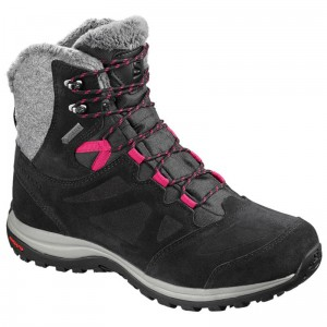 Buty Salomon Ellipse Winter GTX Black