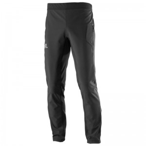 Spodnie Salomon RS Warm Softshell Black