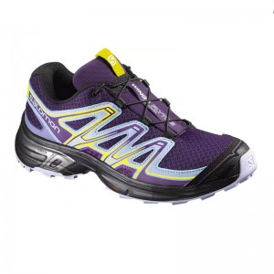 Buty Salomon Wings Flyte 2 W Cosmic Purple