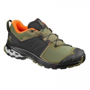 Buty Salomon XA Wild Burnt Olive/Black