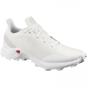 Buty Salomon Alphacross W White