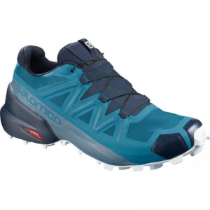 Buty Salomon Speedcross 5 Fjord Blue