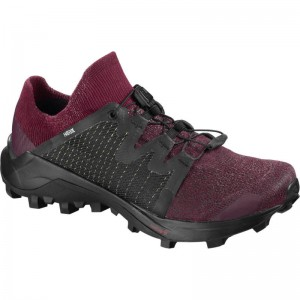 Buty Salomon Cross W /Pro Barolo/Black
