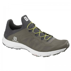 Buty Salomon Amphib Bold Grape Leaf/Phantom/White
