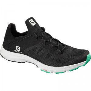 Buty Salomon Amphib Bold W Black/ White / Electric Green