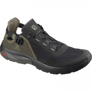 Buty Salomon Tech Amphib 4 Black/Beluga/Castor Gray