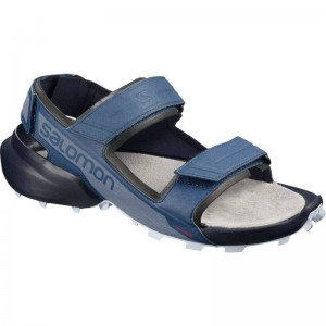 Sandały Salomon Speedcross Sandal Sargasso Sea/Navy Blazer/Heather