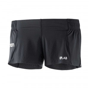 Spodenki Salomon S-Lab Short 3 W Black