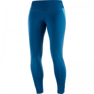 Getry Salomon Agile Warm Tight W Poseidon