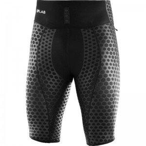 Getry Salomon Exo Half Tight Black